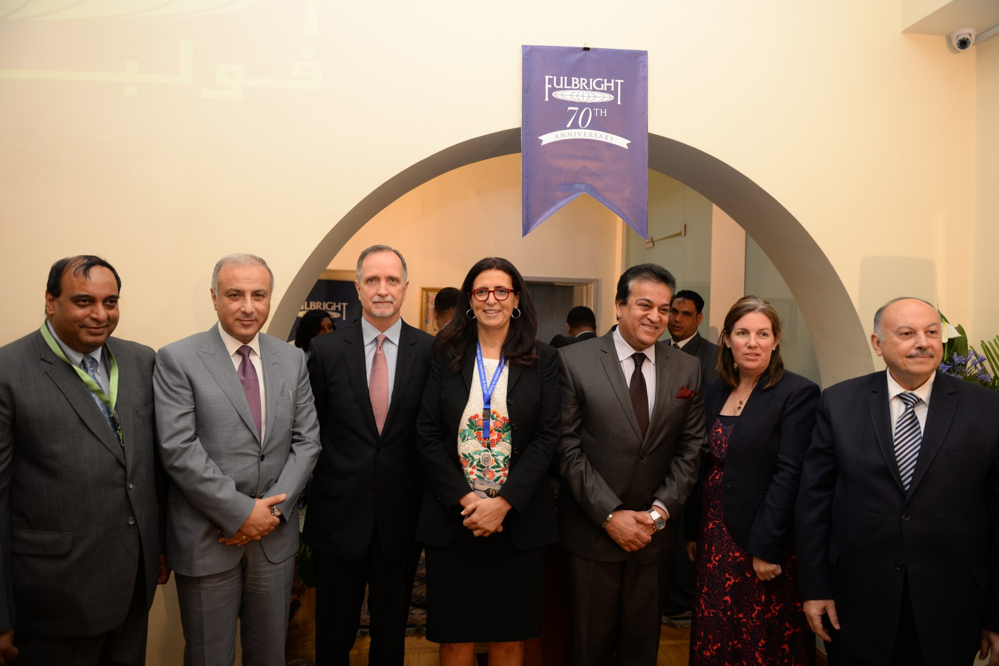 U.S. AND EGYPT CELEBRATE 70TH ANNIVERSARY OF FULBRIGHT PROGRAM (May 21, 2017)